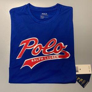 Polo Ralph Lauren Performance T Shirt Blue